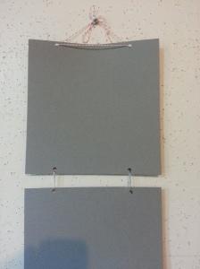 hanging map