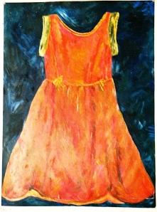 eva's dress